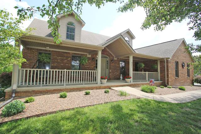 921 Country Oaks Drive, Richmond, KY 40475 (MLS #20109470) :: Nick Ratliff Realty Team