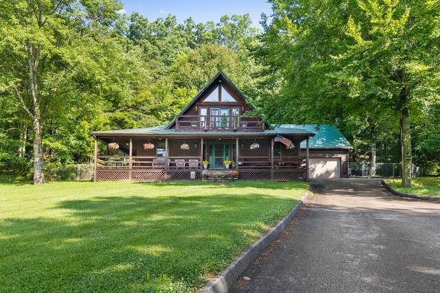 490 Oil Springs Road, Winchester, KY 40391 (MLS #20110358) :: The Lane Team