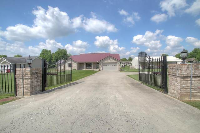 3461 Barbourville Road, London, KY 40744 (MLS #20110560) :: The Lane Team