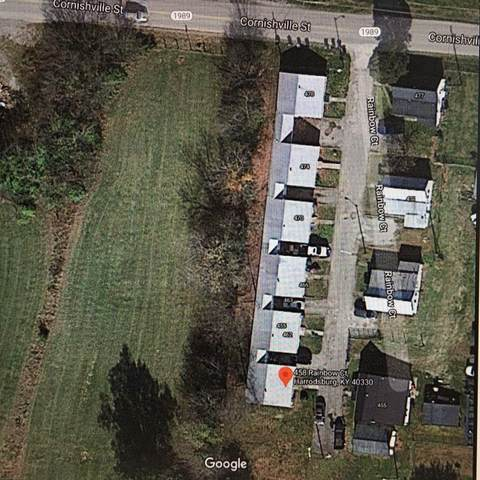 458 - 478 Rainbow Court, Harrodsburg, KY 40330 (MLS #20110967) :: The Lane Team