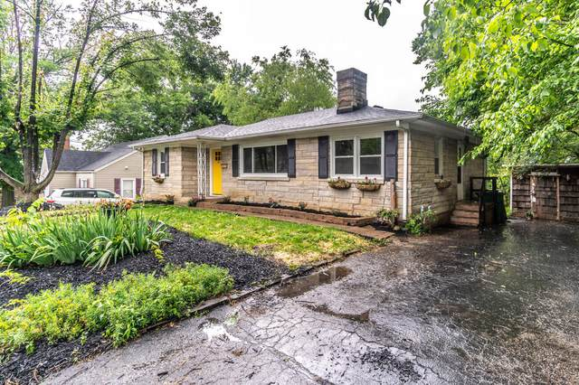 411 Norwood Drive, Richmond, KY 40475 (MLS #20110986) :: Better Homes and Garden Cypress