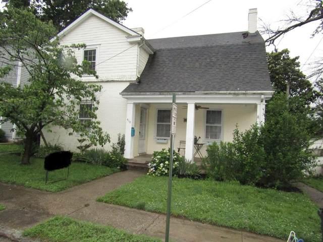 410 Murray Street, Frankfort, KY 40601 (MLS #20110991) :: Nick Ratliff Realty Team