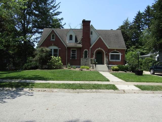 306 Paul Sawyier Drive, Frankfort, KY 40601 (MLS #20114543) :: Robin Jones Group