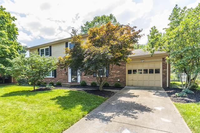 326 Curtin Drive, Lexington, KY 40503 (MLS #20114796) :: Better Homes and Garden Cypress