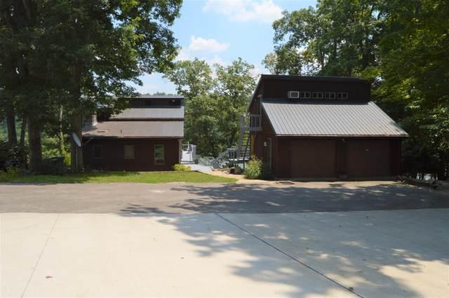 611 N Hardin Heights Heights, Harrodsburg, KY 40330 (MLS #20115248) :: The Lane Team
