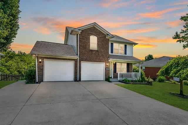 1093 Heathcliff Drive, Richmond, KY 40475 (MLS #20117012) :: Better Homes and Garden Cypress
