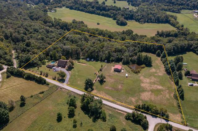 1601 Sheley Woods Road, Nicholasville, KY 40356 (MLS #20119437) :: Better Homes and Garden Cypress
