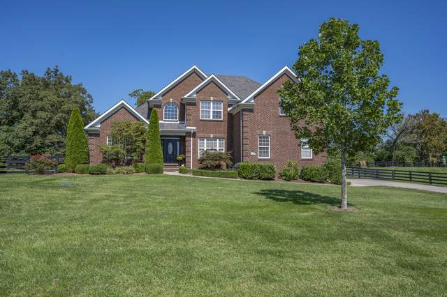 111 Whispering Brook Drive, Nicholasville, KY 40356 (MLS #20119789) :: Better Homes and Garden Cypress