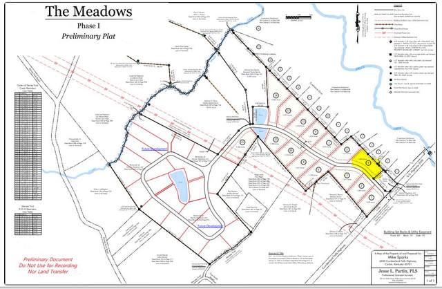 Lot #4 The Meadows, Corbin, KY 40701 (MLS #20119831) :: Nick Ratliff Realty Team