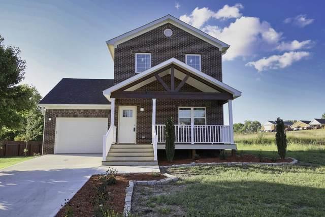 103 Blake Drive, Harrodsburg, KY 40330 (MLS #20119958) :: Nick Ratliff Realty Team