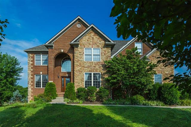 128 Hickory Meadows Drive, Richmond, KY 40475 (MLS #1803846) :: Nick Ratliff Realty Team