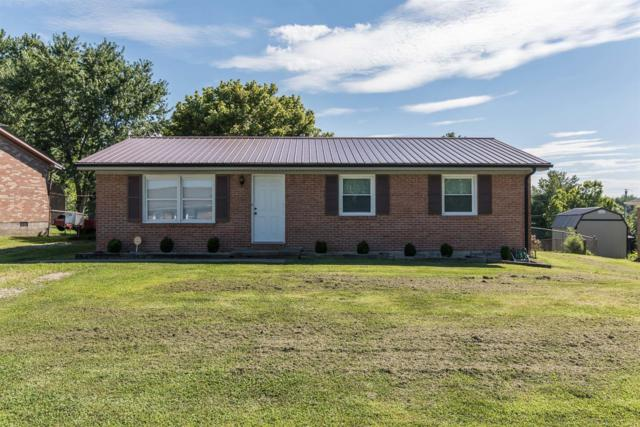 121 Salter Road, Berea, KY 40403 (MLS #1816820) :: Nick Ratliff Realty Team