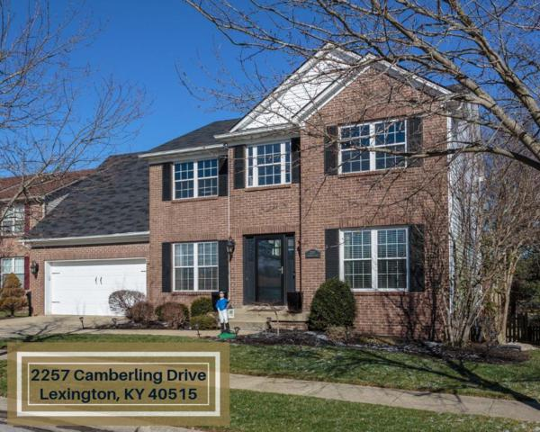 2257 Camberling Drive, Lexington, KY 40515 (MLS #1902455) :: Nick Ratliff Realty Team