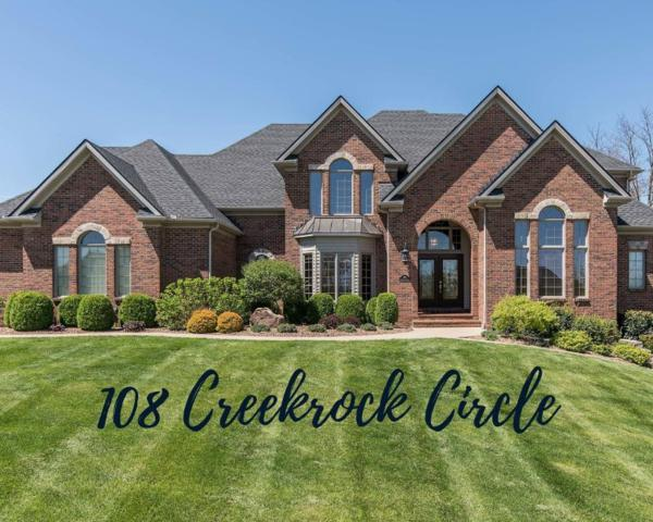 108 Creekrock Circle, Nicholasville, KY 40356 (MLS #1908358) :: The Lane Team