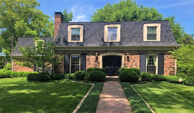 400 Leawood Drive, Frankfort, KY 40601 (MLS #1909731) :: The Lane Team
