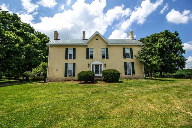 1051 Brentsville Road, Paris, KY 40361 (MLS #1917703) :: Better Homes and Garden Cypress
