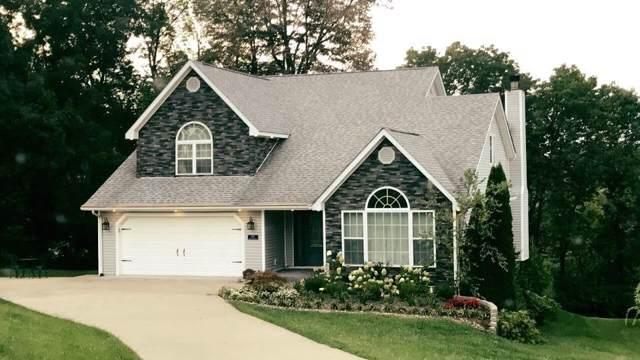 633 Homestead, Lancaster, KY 40444 (MLS #1920978) :: Nick Ratliff Realty Team