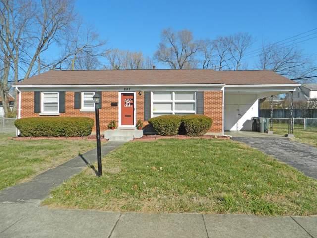 889 Furlong Drive, Lexington, KY 40504 (MLS #1927346) :: Nick Ratliff Realty Team