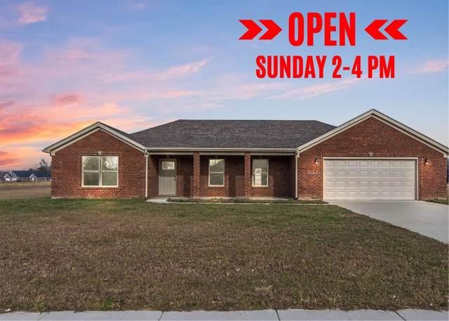 1033 Diamond Brook Drive, Richmond, KY 40475 (MLS #20001702) :: Shelley Paterson Homes   Keller Williams Bluegrass