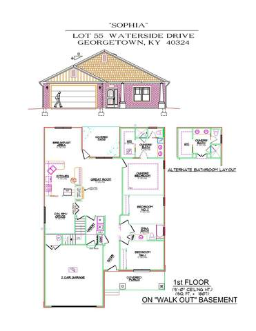 171 Waterside Drive, Georgetown, KY 40324 (MLS #20012610) :: Shelley Paterson Homes | Keller Williams Bluegrass