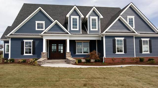 105 Longridge Drive, Nicholasville, KY 40356 (MLS #20016373) :: Nick Ratliff Realty Team