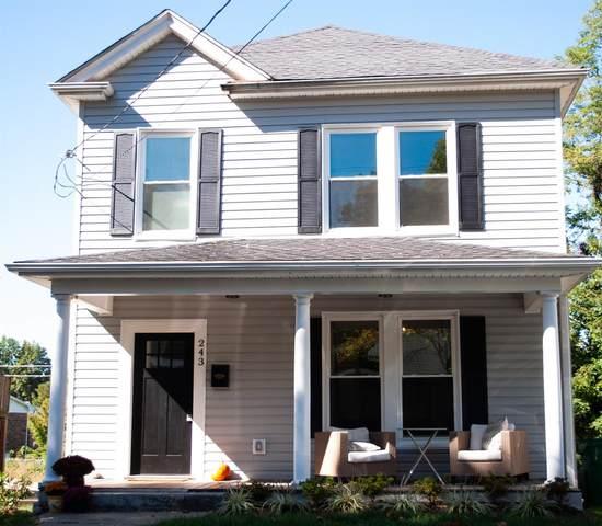 243 N Fifth Street, Danville, KY 40422 (MLS #20021157) :: Nick Ratliff Realty Team