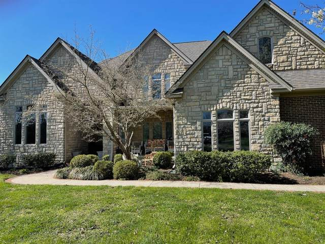 1014 Oak Hill Circle, Versailles, KY 40383 (MLS #20025947) :: Better Homes and Garden Cypress
