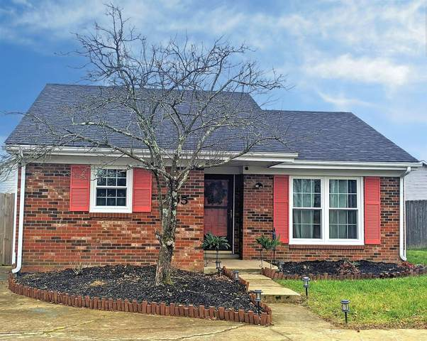 205 Crossfield Place, Lexington, KY 40509 (MLS #20100976) :: Robin Jones Group