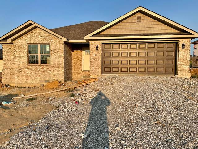 185 Page Drive, Richmond, KY 40475 (MLS #20114576) :: Better Homes and Garden Cypress