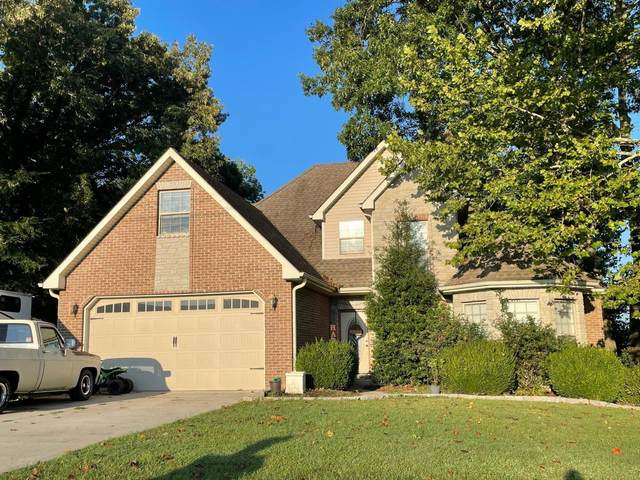 327 Water Cliff Drive, Somerset, KY 42503 (MLS #20118996) :: Better Homes and Garden Cypress