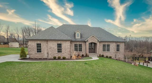 505 Old Coach Road, Nicholasville, KY 40356 (MLS #1904403) :: The Lane Team