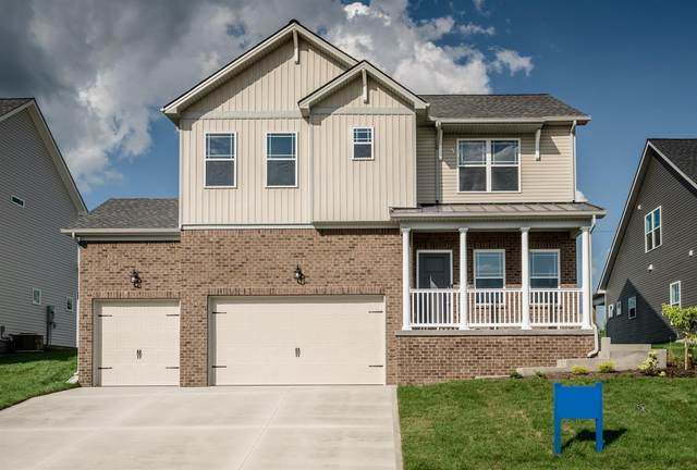 109 Friendly Avenue, Nicholasville, KY 40356 (MLS #20008367) :: Better Homes and Garden Cypress
