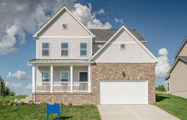 105 Friendly Avenue, Nicholasville, KY 40356 (MLS #20008369) :: Better Homes and Garden Cypress