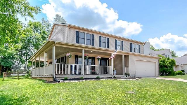 381 Colony Drive, Versailles, KY 40383 (MLS #20012455) :: The Lane Team