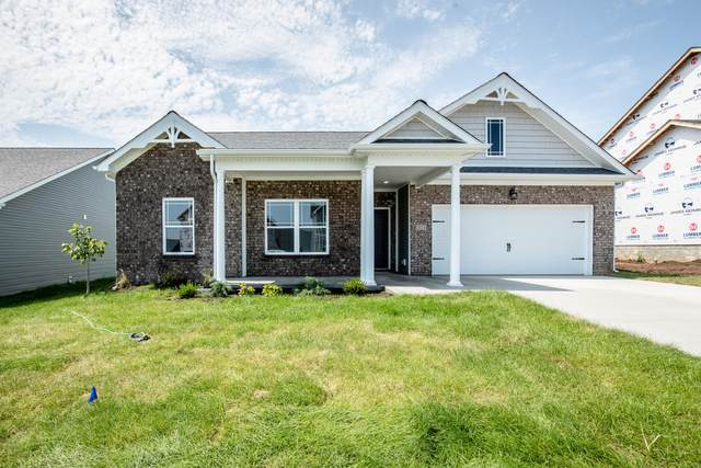 1024 Williams Road, Nicholasville, KY 40356 (MLS #20104688) :: Better Homes and Garden Cypress