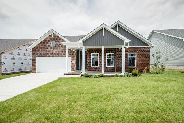 1020 Williams Road, Nicholasville, KY 40356 (MLS #20104690) :: Better Homes and Garden Cypress