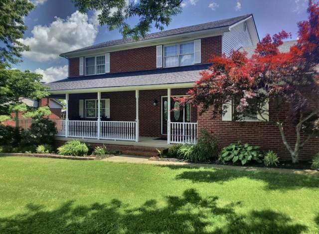 2012 East Court, Richmond, KY 40475 (MLS #20112031) :: Robin Jones Group