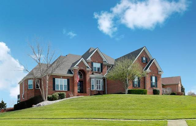 168 Gleneagles Boulevard, Richmond, KY 40475 (MLS #1922498) :: Nick Ratliff Realty Team