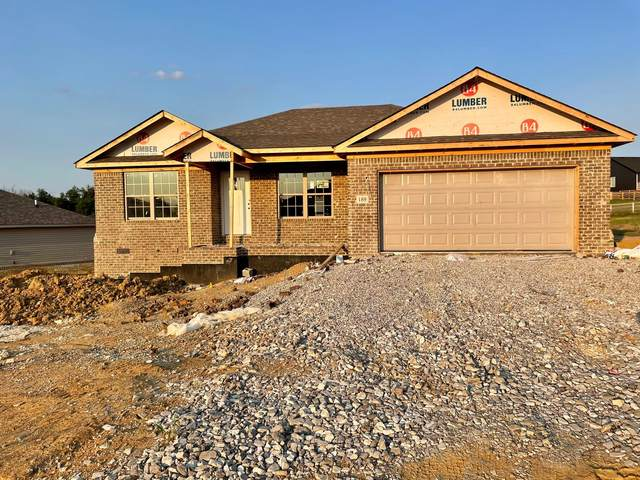 189 Page Drive, Richmond, KY 40475 (MLS #20114577) :: Better Homes and Garden Cypress