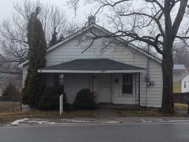 629 Mooreland Avenue, Harrodsburg, KY 40330 (MLS #1602785) :: Nick Ratliff Realty Team