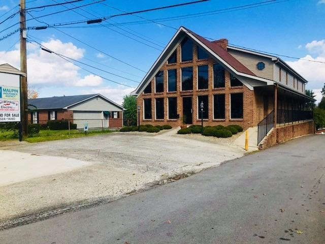 1509 Lexington Road 1/2, Richmond, KY 40475 (MLS #1723812) :: Nick Ratliff Realty Team