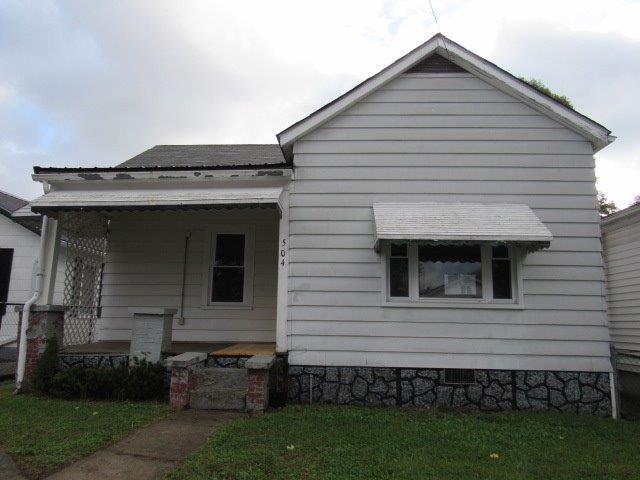 504 Central Avenue, Maysville, KY 41056 (MLS #1724700) :: Nick Ratliff Realty Team
