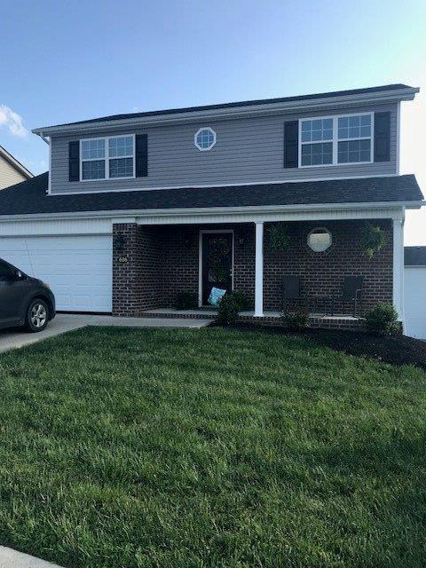 616 Jennifer, Richmond, KY 40475 (MLS #1809749) :: Gentry-Jackson & Associates