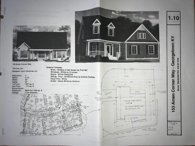 153 Amen Corner Way, Georgetown, KY 40324 (MLS #1810674) :: Gentry-Jackson & Associates