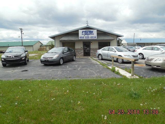 1433 N Bypass, Lawrenceburg, KY 40342 (MLS #1810966) :: Gentry-Jackson & Associates