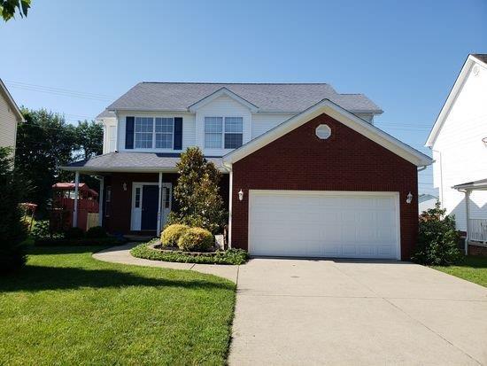 922 Forest Lake Dr., Lexington, KY 40515 (MLS #1816038) :: Sarahsold Inc.
