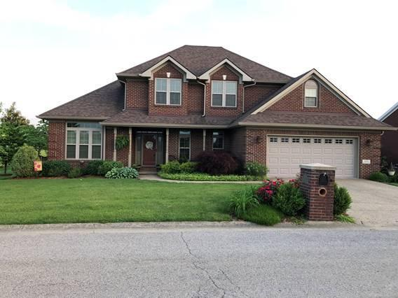 103 Buena Vista Drive, Frankfort, KY 40601 (MLS #1817537) :: Nick Ratliff Realty Team