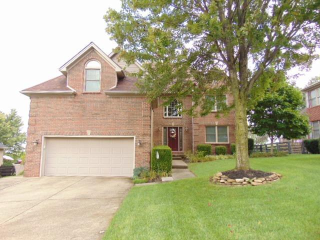 1233 Parkview Way, Richmond, KY 40475 (MLS #1819393) :: Nick Ratliff Realty Team