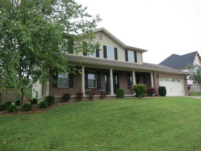 167 Hawthorne Drive, Winchester, KY 40391 (MLS #1819429) :: Sarahsold Inc.