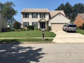 3921 Forsythe Drive, Lexington, KY 40514 (MLS #1823035) :: The Lane Team